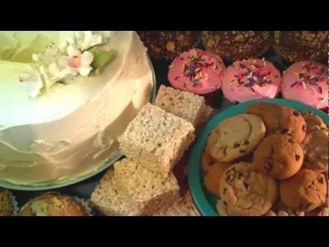 Video basics of baking with cannabis.  Includes Light, Medium and Heavy dose information