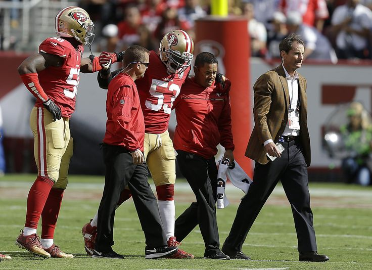 Painful stats: What Cowboys did after 49ers Bowman was injured