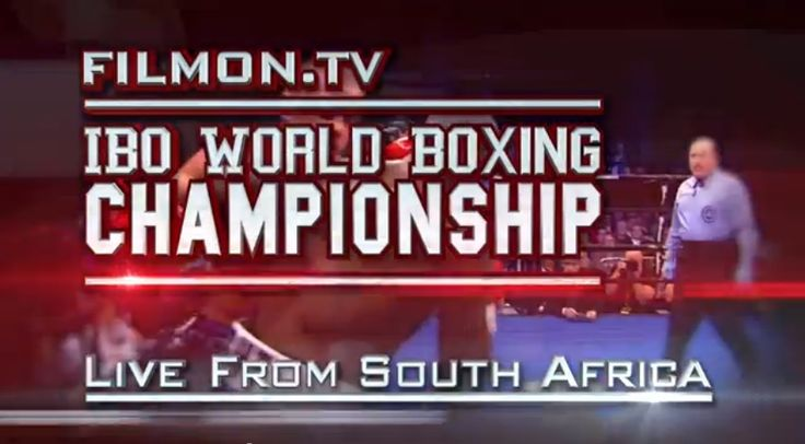 IBO World Boxing Championship to Be Streamed Live Exclusively on FilmOn.com on http://www.shockya.com/news