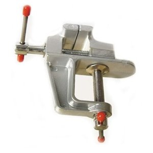 MINI ALUMINUM SMALL HOBBY CLAMP ON TABLE VICE