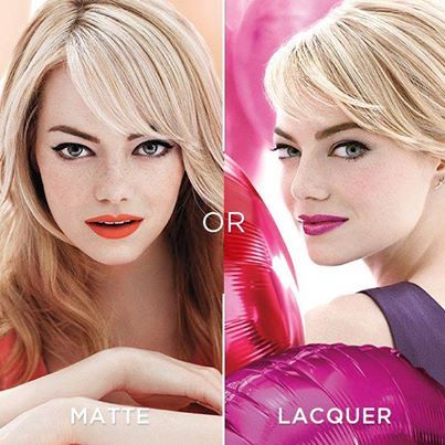 Emma Stone looks beautiful in Colourstay! Which colour do you prefer? #Lips #makeup #beauty