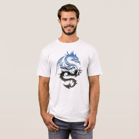 Dragon Design T-Shirt - tap, personalize, buy right now!