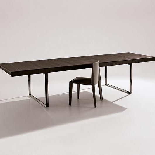 - b775dcbbba39617d5cc3203452cc1fa6 - Athos '12 – Dining tables from B&B Italia. Created in a single width (100 cm), Athos is available in a fixed version in…
