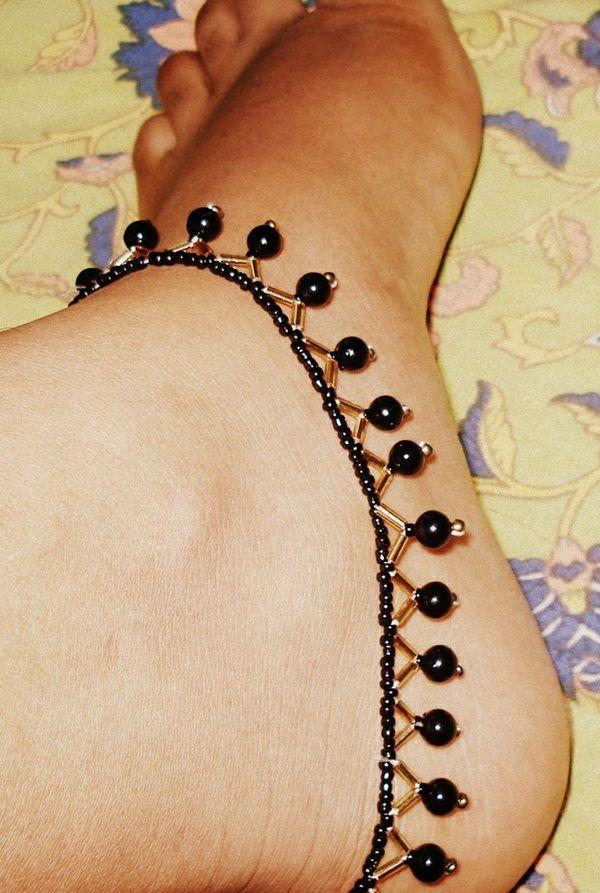 Beautiful Ankle Bracelet Designs (5)