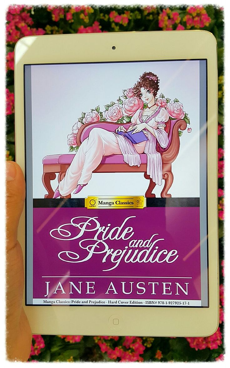 Manga Classics presents:   Pride and Prejudice by Jane Austen  Stacy Kind (adaptation) Po Tse (illustrations)