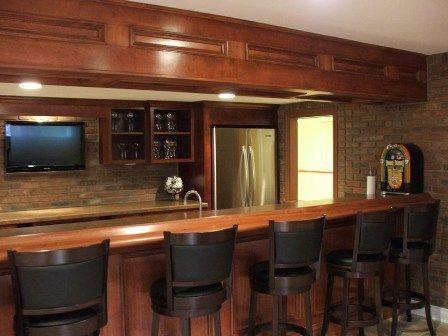 Basement Bar Ideas: 7 Steps Of Building A Basement Bar In Rochester, South  Lyon, Novi, MI