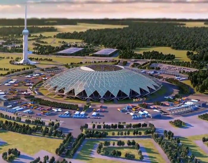 Cosmos Arena In 2020 World Cup Match Fifa World Cup World Cup