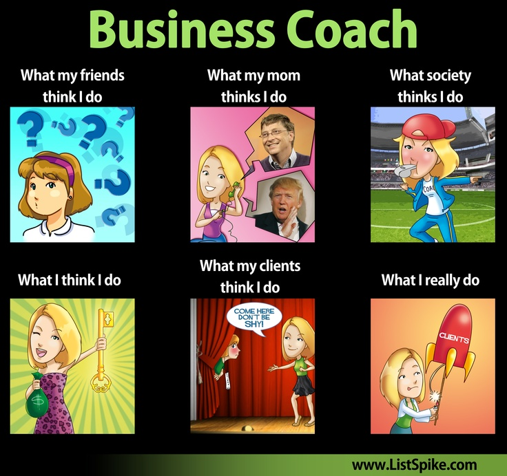 Business Coach Meme