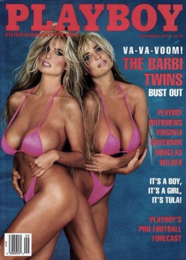 barbi twins playboy xxx