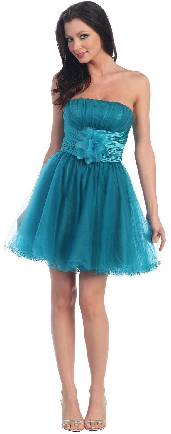 62 best Prom Dress ~Blue images on Pinterest | Cute dresses, Formal ...