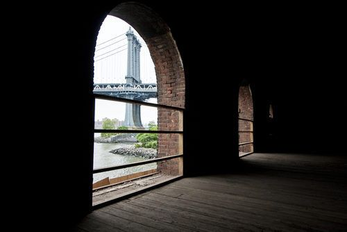 Inside Dumbo's Abandoned Empire Stores Before Its Makeover - Adaptive Reuse - Curbed NY