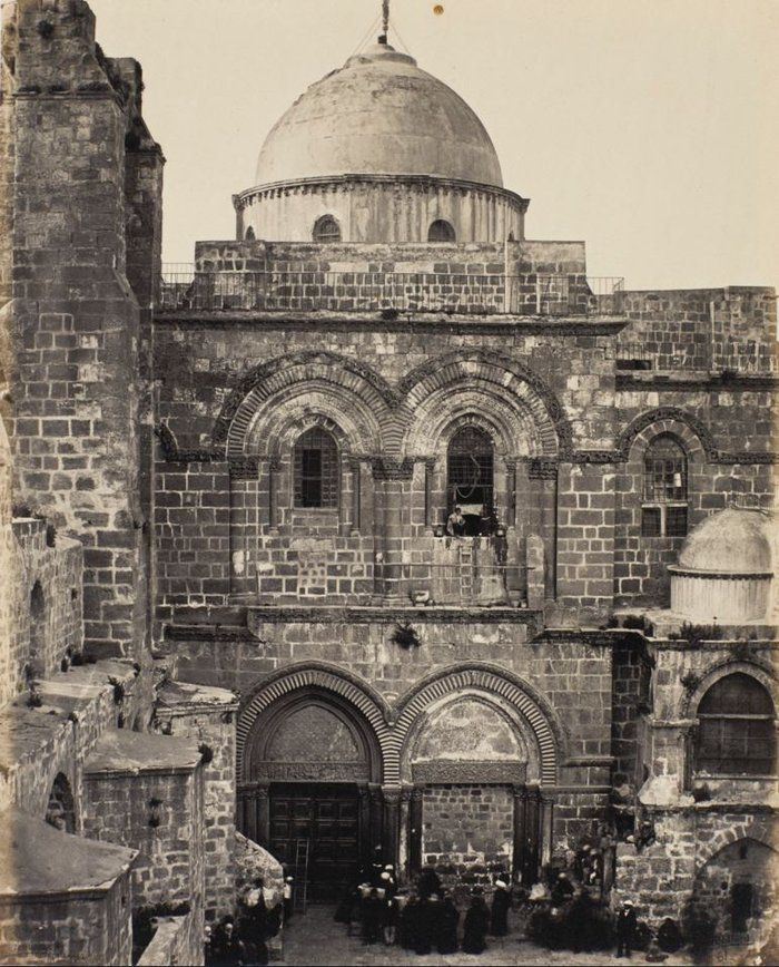 Oι Αγιοι Τόποι όπως δεν τους έχετε ξαναδεί. Ασπρόμαυρες φωτογραφίες του 1850 έως και το 1930 δημοπρατήθηκαν από τον Sotheby's.