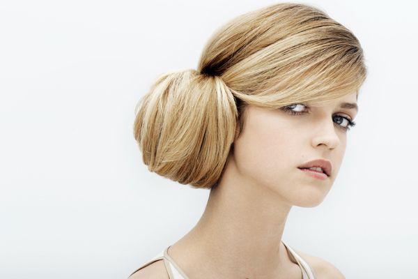 Ideas peinados recogidos de Franck Provost · Tendencias de Bodas Magazine #hairstyle #weddinghair #tendenciasdebodas