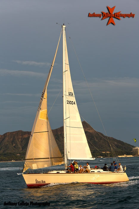 Honolulu Sailboat Races