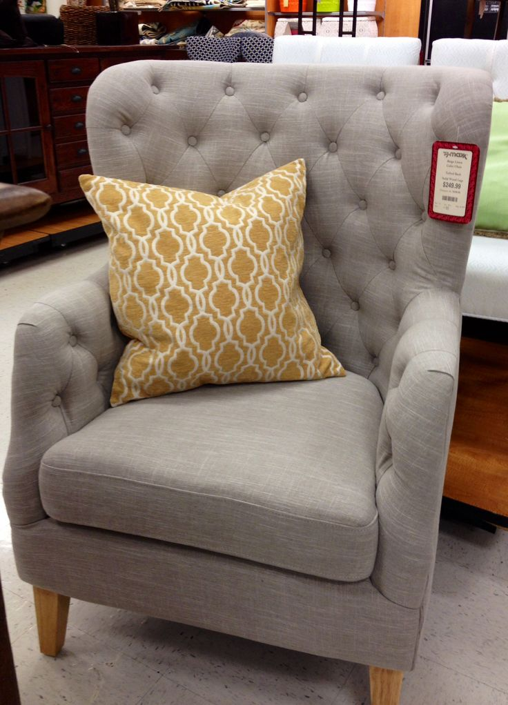Decorative Pillows At Tj Maxx : Chair from Marshalls HOME Pinterest Tj maxx, Chairs and Marshalls