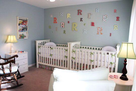 Twin's Nursery