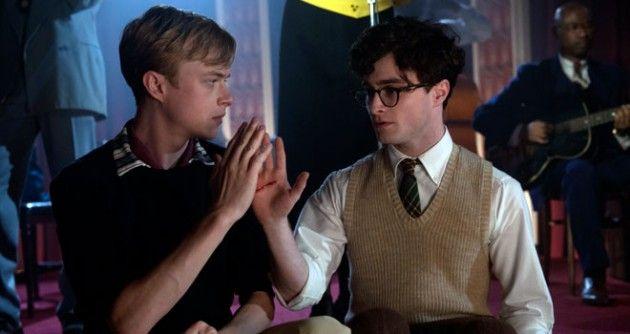 Kill Your Darlings: promo du nouveau Daniel Radcliffe