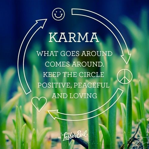 Positive, peaceful, loving