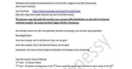 Gehaakt plat Eendje mrs. emonessy.pdf