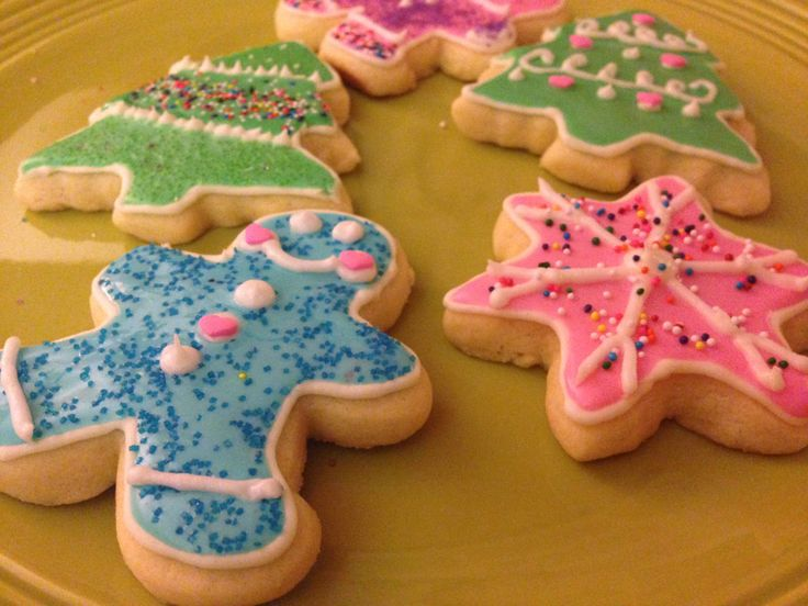 Easy, Cake Mix Sugar Cookies! (Roll out & Cut out friendly!). Great ...