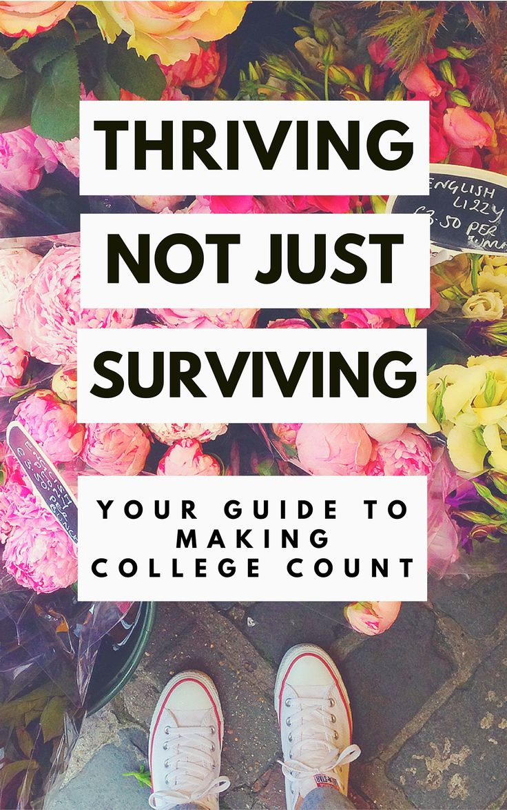 44 Tips for Surviving Your First Year of College - Learned The Hard Way