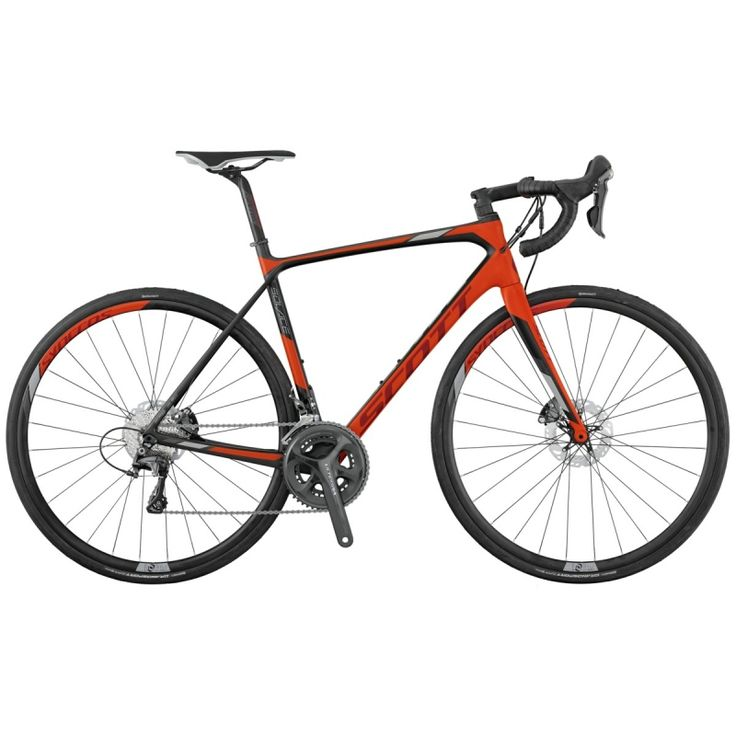 Vélo de route Scott Solace 10 disc 2017 - My-Velo