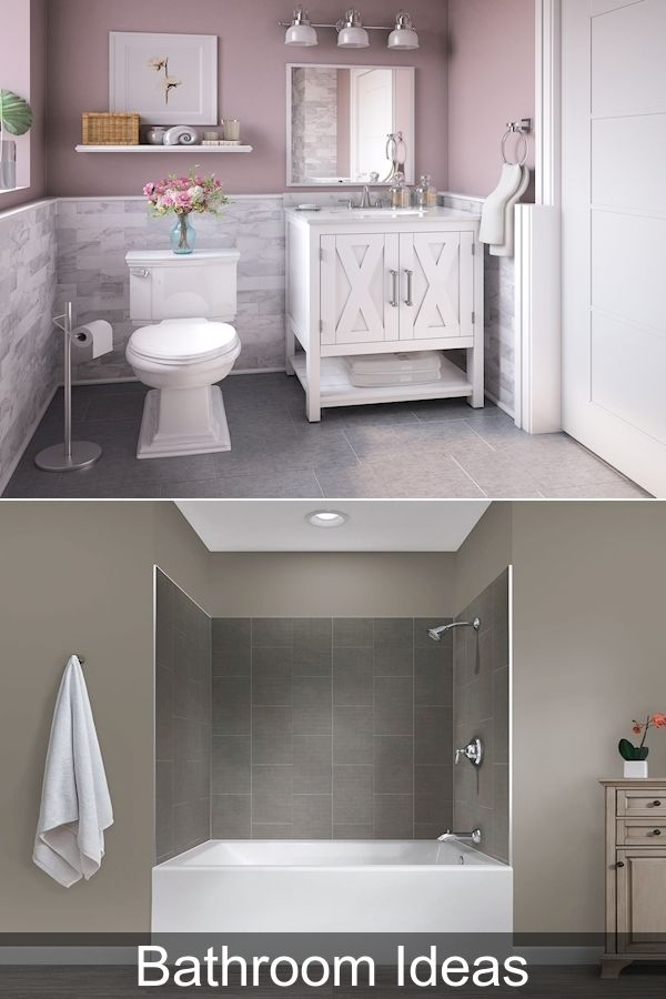 Bathroom Accessories Ideas | Black Crackle Bathroom ...