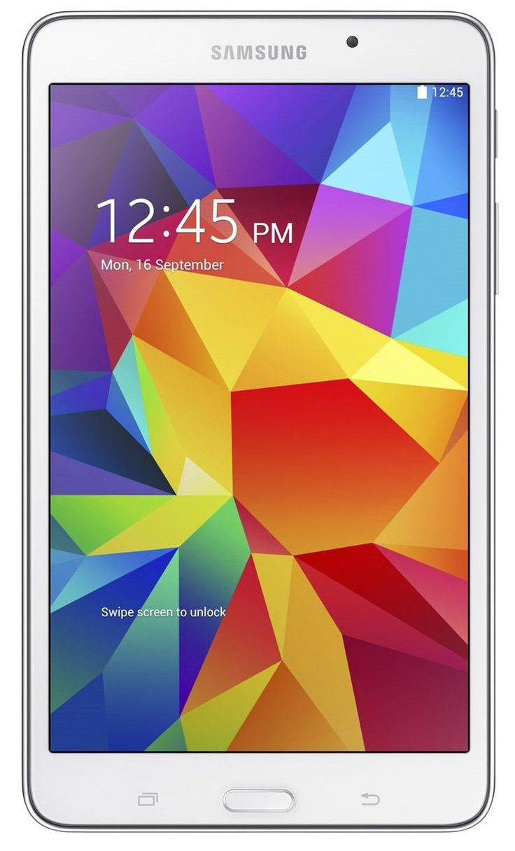 Samsung Galaxy Tab A 7-Inch Tablet 4G LTE WI-FI SM-T285 8 GB, White (International Version) . International Version. 7 Inch Display WXGA (1280 x 800) TFT LCD. 1.5 GHz Quad Core Processor. 1.5 GB Ram. 1.5 GB Ram 5.0 MP AF + 2.0MP VT Camera.