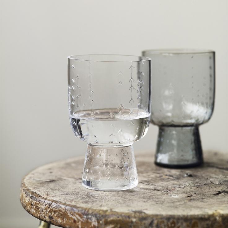 iitala, Sarjaton Glass