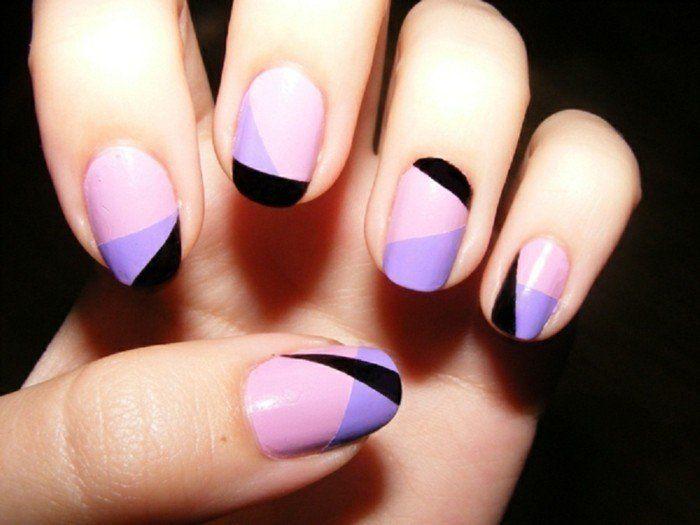 1000 id es sur le th me dessins d 39 ongles violet sur pinterest ongles violets dessins d 39 ongles Idee dessin sur ongle