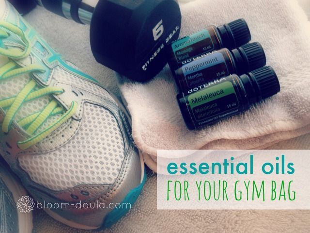 Essential oil blend for your gym bag, shoes, mats and weights. Instead of using all water I would use some colloidal silver. Also recommendations for athletes foot.