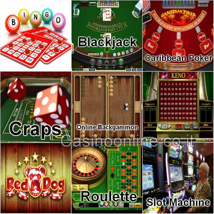 Giocare giochi da #casinò online per soldi divertimento, intrattenimento e vittoria. #casinogames