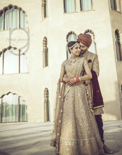 Destination Weddings lehenga