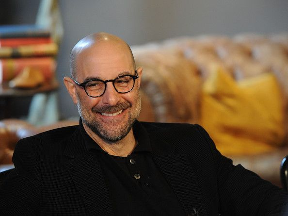 Stanley Tucci--so talented