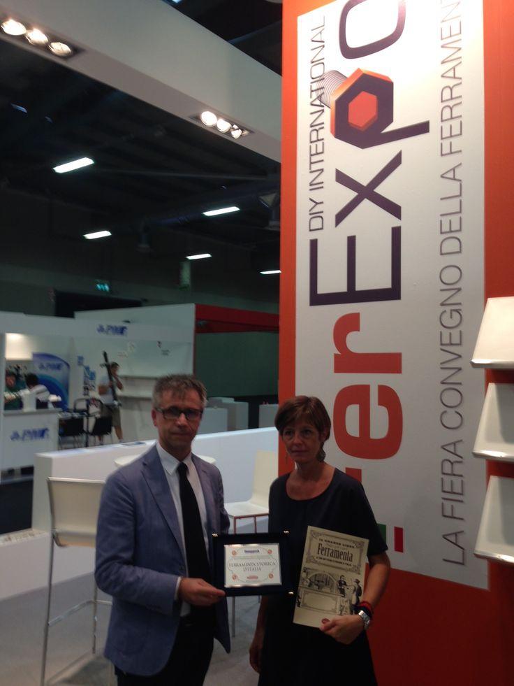 Premiazioni #FerExpo2014