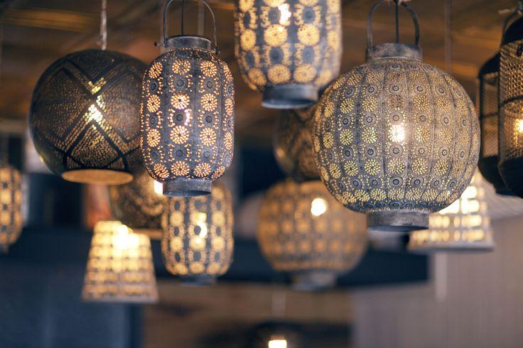 thai restaurant design by Acre Goods + Services