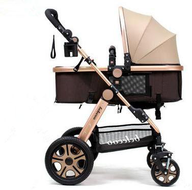 New Travel System Baby Stroller,European Baby Prams Folding Light Weight Carriage Cart Portable,Popular Brand Stroller Children