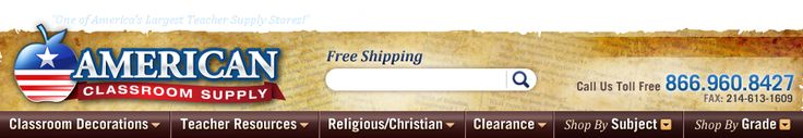Classroom Decorations, Classroom Supplies, Teacher Supply Store, Teacher Supplies Online