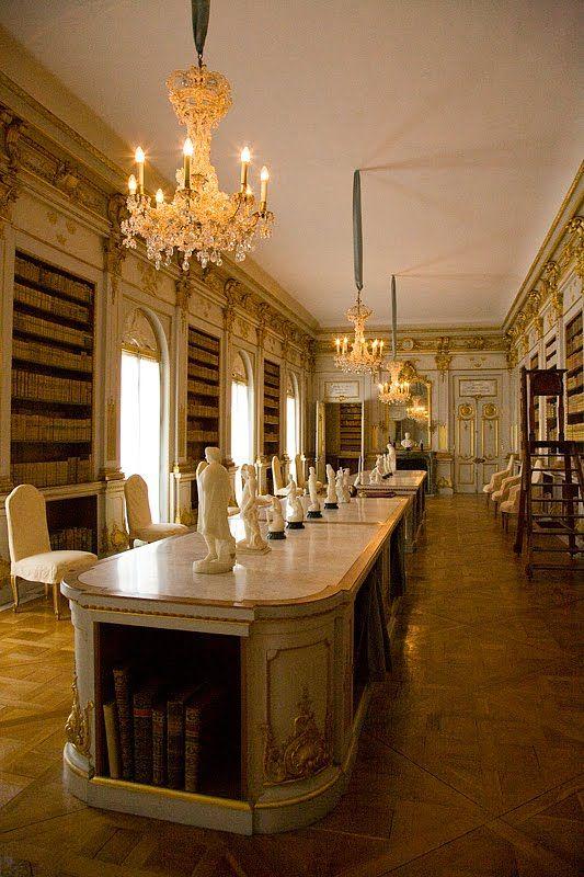 Drottningholm Palace: interior detail