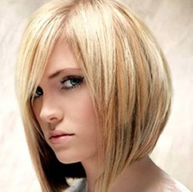 Hairstyles Neck Length : ... Gallery Hair Pinterest Neck Length Hairstyles, Haircuts