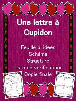 Une lettre à Cupidon - Mini unité