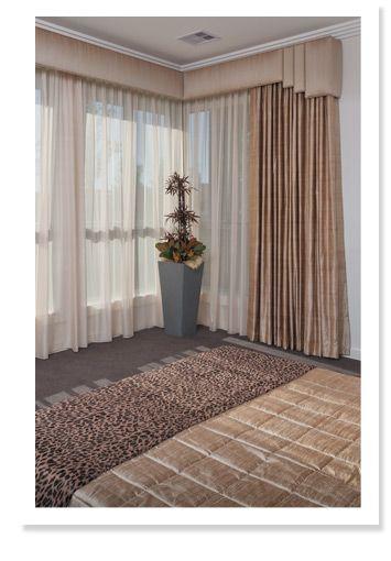 Custom made curtains, energy saving pelmets - Betta Home Furnishings Adelaide
