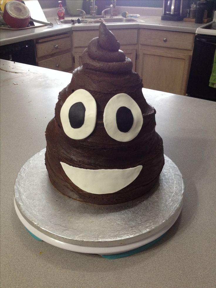 99 Best Poop Emoji Images On Pinterest Emoji Cake