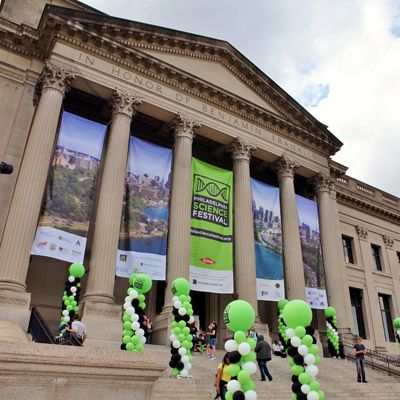 The Philadelphia Science Festival (PSF) returns for its fifth year of scientific celebrations with nine days of events at restaurants, museums, libraries, galleries and outdoor spaces.