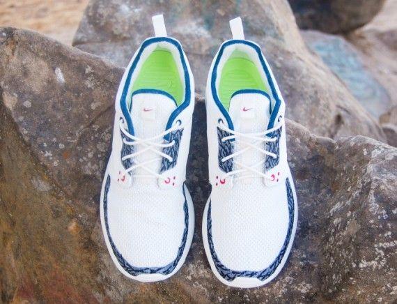 a1afdb297efa ... buy air jordan 3 true blue sneakers nike roshe run air jordan 3 18d91  f4d21