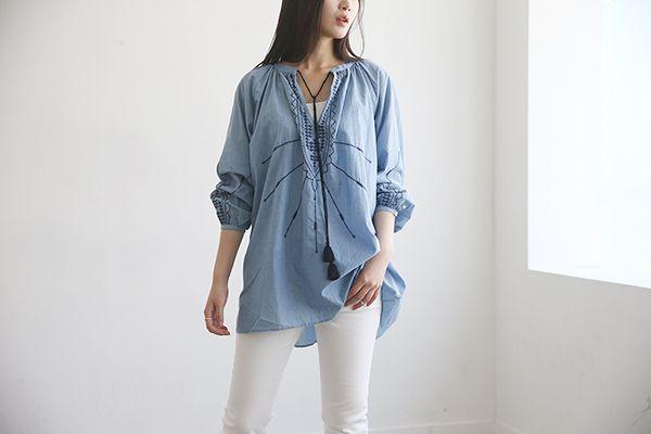 바이말리 bymallee.com 써니 블라우스 Sunny Blouse #bymallee #fashion #kpop #snsd #streetfashion #korean #koreangirls #fashionmodel #shirt #blacknwhite #ootd #outfitoftheday #korea #beauty #clothing #style #dress  #skirt #shirt