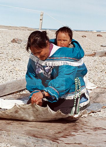 inuit women gender research Abstract: climate change impacts in the arctic will be differentiated by gender, yet few empirical studies have investigated how we use a case study from the inuit community of iqaluit, nunavut, to identify and characterize vulnerability and adaptive capacity of inuit women to changing climatic conditions.