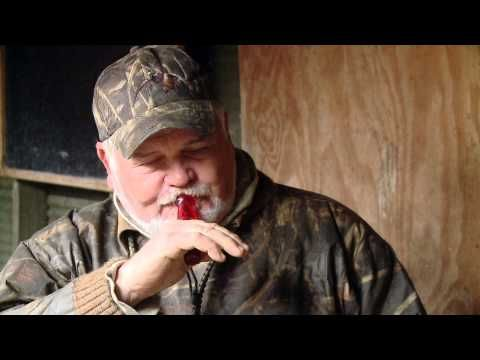 Duck calling tips for beginners. Making it hum. - YouTube