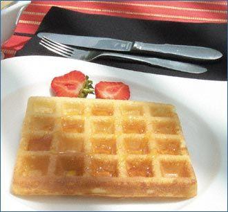 #waffles, deliciosas recetas para las #meriendas de los #niños