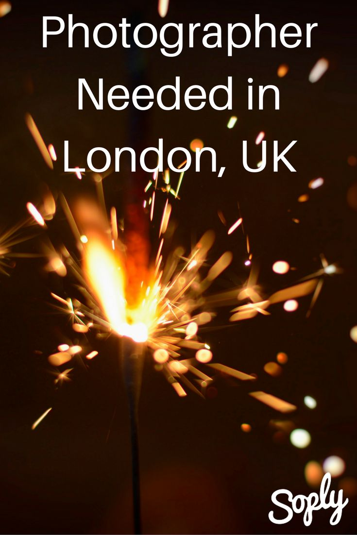 Photographer needed for a #1st birthday party in London, United Kingdom on November 5th. The event is 8pm-midnight at the Dorchester Hotel. See the job and apply by clicking the pin!